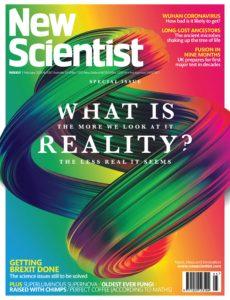 New Scientist Australian Edition – 01 February 2020