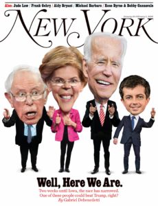 New York Magazine – January 20, 2020