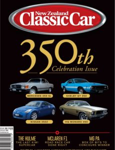 New Zealand Classic Car – February 2020