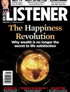 New Zealand Listener – February 01, 2020