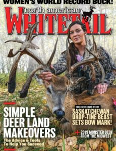 North American Whitetail – February 2020