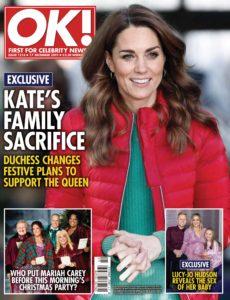 OK! Magazine UK – 16 December 2019