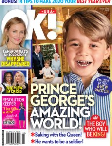 OK! Magazine USA – January 13, 2020