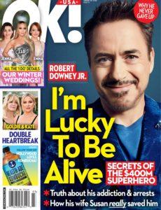 OK! Magazine USA – January 20, 2020