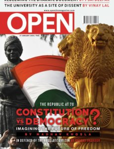 Open Magazine – January 27, 2020