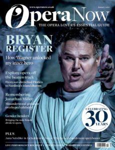 Opera Now – January 2020