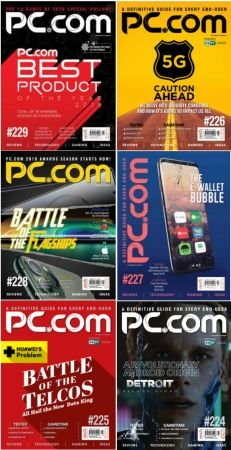 PC.com – 2019 Full Year Issues Collection