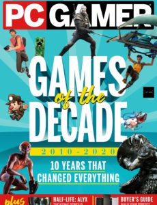 PC Gamer UK – February 2020