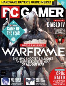 PC Gamer USA – February 2020