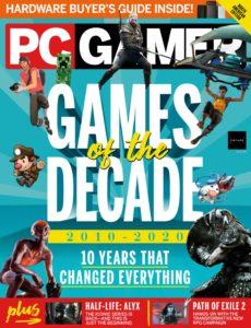 PC Gamer USA – March 2020
