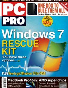PC Pro – March 2020