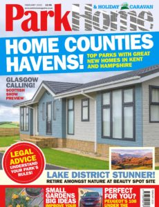 Park Home & Holiday Caravan – February 2020
