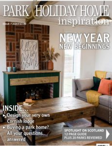Park & Holiday Home Inspiration – Issue 7 2020