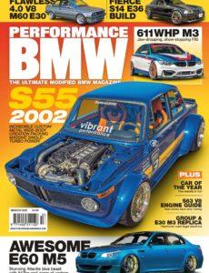 Performance BMW – March 2020