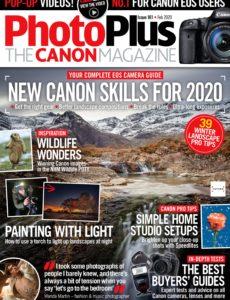 PhotoPlus The Canon Magazine – Issue 161, February 2020