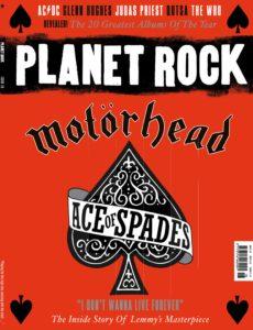 Planet Rock – December 2019