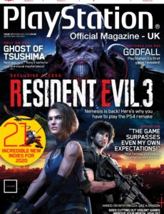 PlayStation Official Magazine UK – February 2020