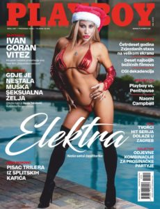 Playboy Croatia – Prosinac 2019
