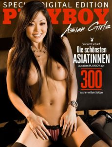 Playboy Germany Special Edition – Asian Girls 2017