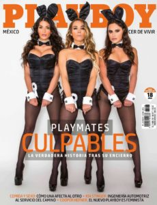 Playboy Mexico – Agosto 2017