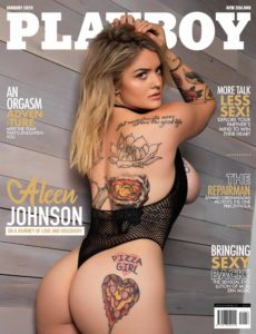 Playboy New Zealand – January 2020