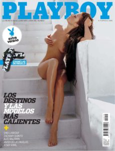 Playboy Spain – Issue 75 2009