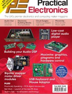 Practical Electronics – February 2020