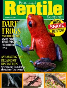 Practical Reptile Keeping – Issue 121 – January 2020