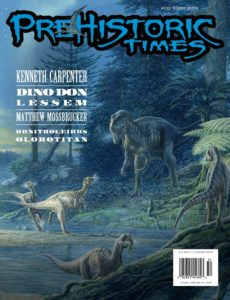 Prehistoric Times – Issue 132 – Winter 2020