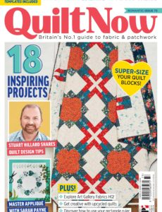 Quilt Now – Issue 73 – January 2020