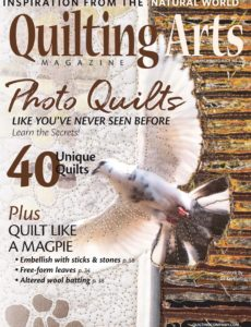 Quilting Arts – February-March 2020