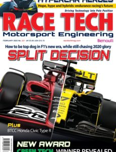 Race Tech – February 2020