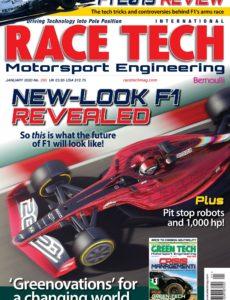 Race Tech – January 2020