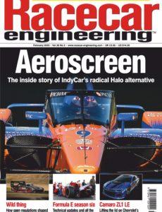 Racecar Engineering – February 2020