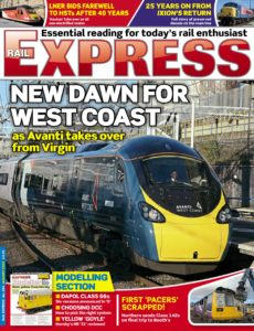 Rail Express – January 2020