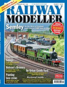 Railway Modeller – Issue 832 – February 2020