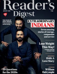 Reader's Digest India – January 2020