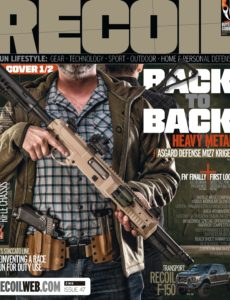 Recoil – March 2020