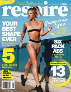 Respire Magazine – Premier Issue – January-February 2019