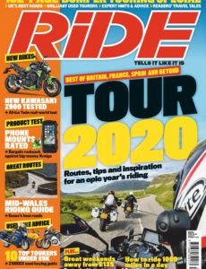 RiDE – March 2020