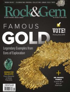 Rock & Gem – January 2020