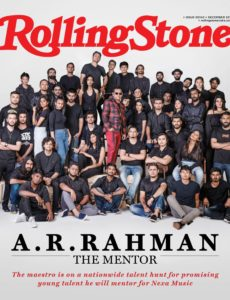 Rolling Stone India – December 2019