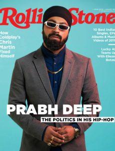 Rolling Stone India – January 2020