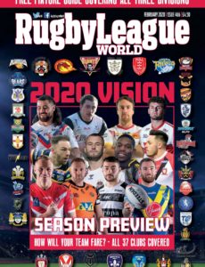 Rugby League World – Issue 466 – February 2020