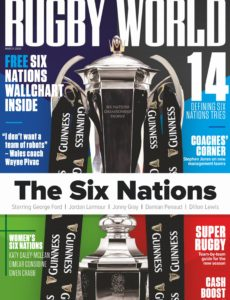 Rugby World – March 2020