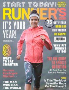 Runner's World UK – February 2020