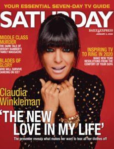 Saturday Magazine – January 04, 2020