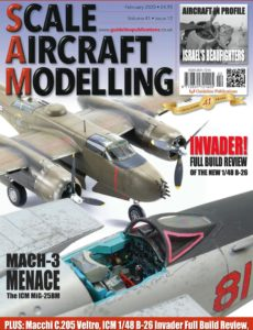 Scale Aircraft Modelling – February 2020