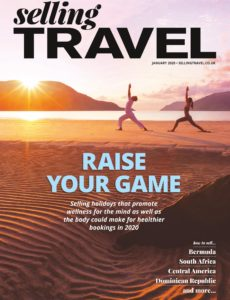Selling Travel – January 2020