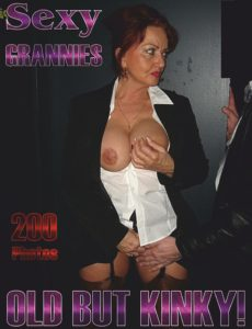 Sexy Grannies Adult Photo Magazine – January 2020